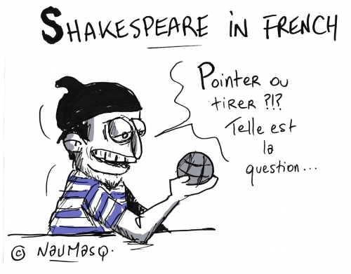webzine,bd,zébra,fanzine,gratuit,bande-dessinée,naumasq,gag,shakespeare,humour,french