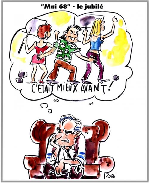 webzine,bd,zébra,fanzine,gratuit,fanzine,bande-dessinée,caricature,dsk,mai 68,nostalgie,anniversaire,jubilé,dessin,presse,satirique,editorial cartoon,zombi