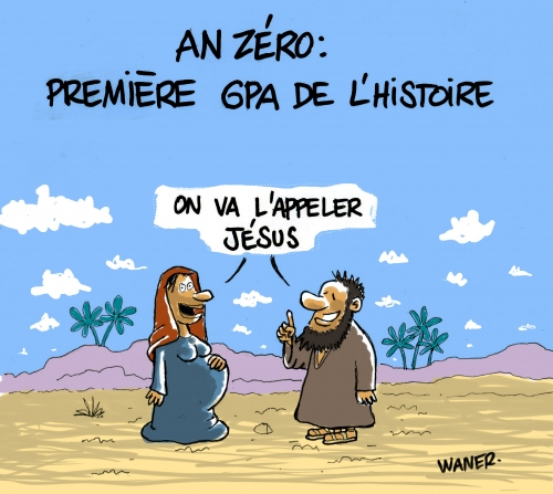 webzine,bd,zébra,fanzine,gratuit,bande-dessinée,caricature,nativité,gpa,procréation,artificielle,dessin,presse,satirique,waner,editorial cartoon