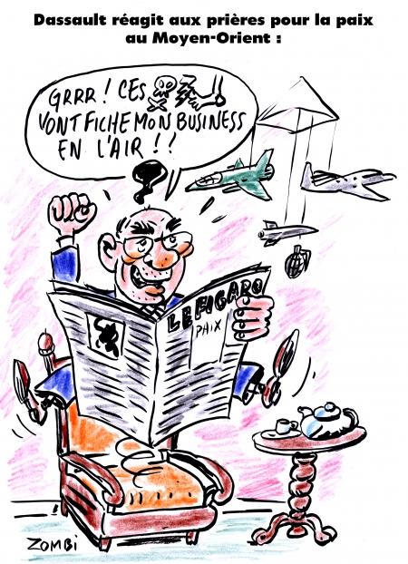 webzine,bd,gratuit,zébra,bande-dessinée,fanzine,satirique,caricature,serge dassault,paix,moyen-orient,pape françois,dessin,presse,editorial cartoon,zombi