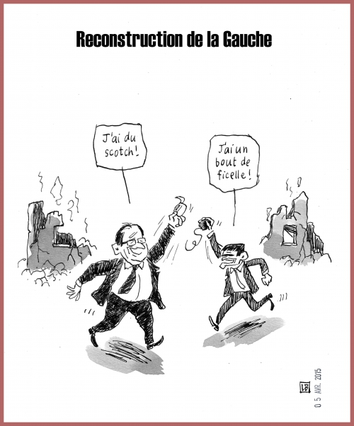 webzine,zébra,bd,gratuit,fanzine,bande-dessinée,caricature,manuel valls,françois hollande,gauche,ps,dessin,presse,satirique,editorial cartoon,lb