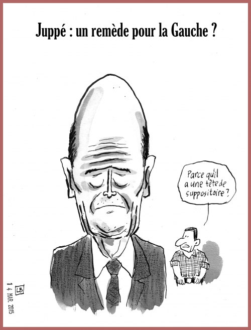 webzine,bd,gratuit,zébra,fanzine,bande-dessinée,caricature,alain juppé,gauche,suppositoire,dessin,presse,satirique,editorial cartoon,lb