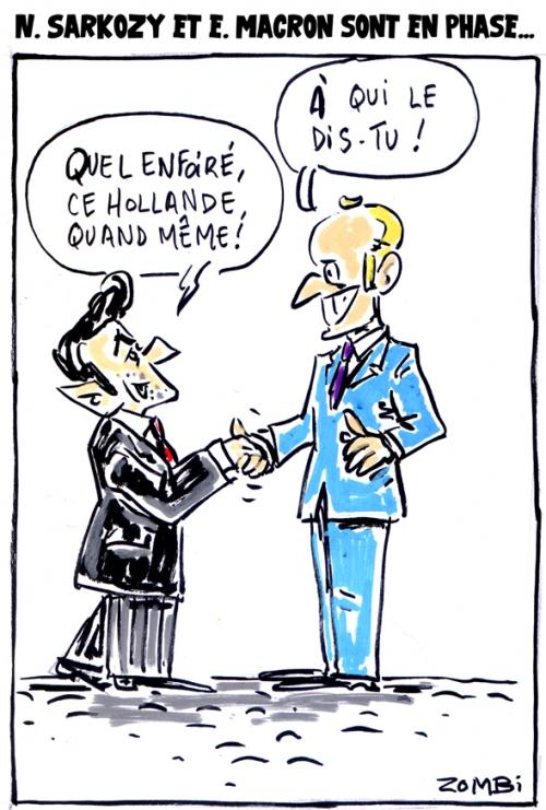 webzine,bd,gratuit,zébra,fanzine,caricature,emmanuel macron,nicolas sarkozy,françois hollande,dessin,presse,satirique,editorial cartoon,zombi