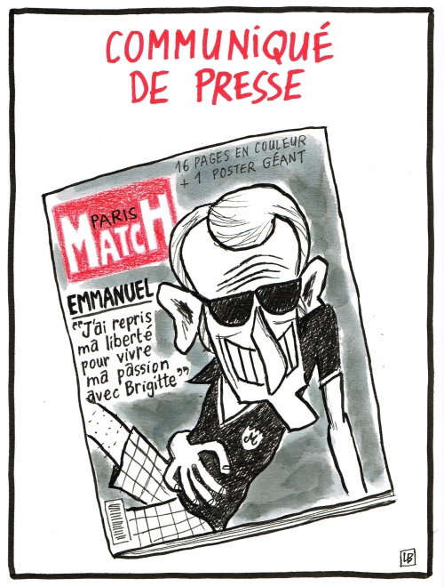 webzine,bd,gratuit,zébra,bande-dessinée,fanzine,caricature,emmanuel macron,présidentielle,2017,paris-match,dessin,presse,satirique,editorial cartoon,énigmatique lb