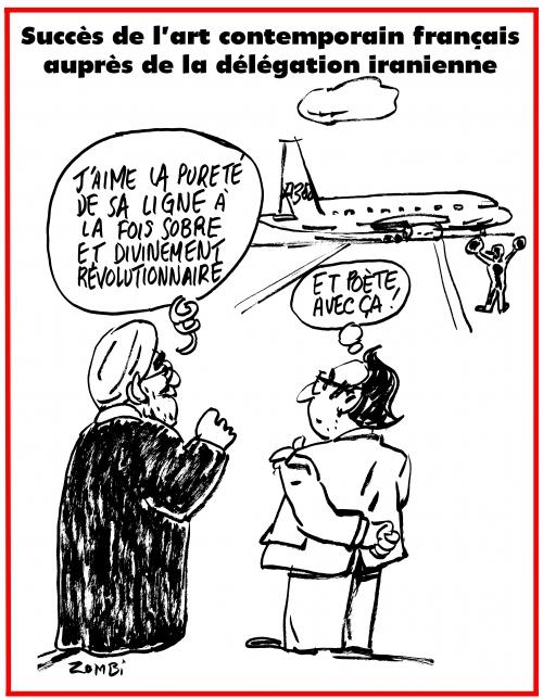 webzine,bd,zébra,gratuit,fanzine,bande-dessinée,caricature,hassan rohani,iran,airbus,commande,avion,françois hollande,art,dessin,presse,satirique,editorial cartoon,zombi