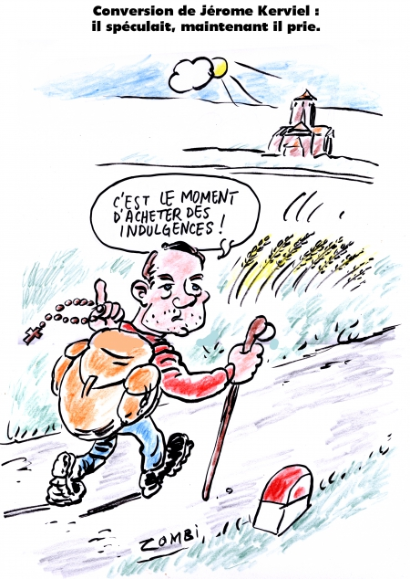 webzine,bd,zébra,gratuit,bande-dessinée,satirique,caricature,jérôme kerviel,conversion,dessin,presse,editorial cartoon