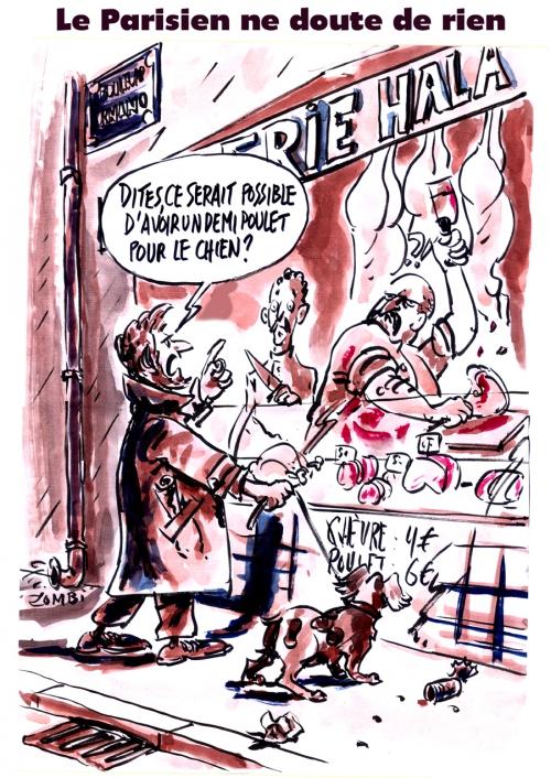 webzine,bd,zébra,fanzine,gratuit,bande-dessinée,caricature,parisien,boucherie,halal,satirique,zombi