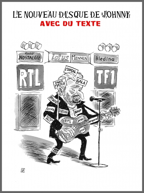 webzine,bd,gratuit,fanzine,bande-dessinée,caricature,johnny hallyday,album,dessin,presse,satirique,editorial cartoon