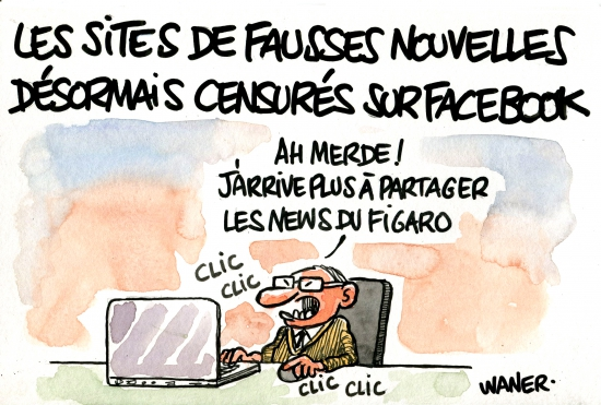 webzine,bd,gratuit,zébra,fanzine,bande-dessinée,caricature,désinformation,le figaro,internet,dessin,presse,satirique,editorial cartoon,waner