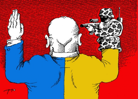 webzine,bd,gratuit,zébra,fanzine,bande-dessinée,dessin,presse,editorial cartoon,satirique,revue de presse,tunin-s,place maïdan,ukraine,sniper,pacte atlantique,guerre froide