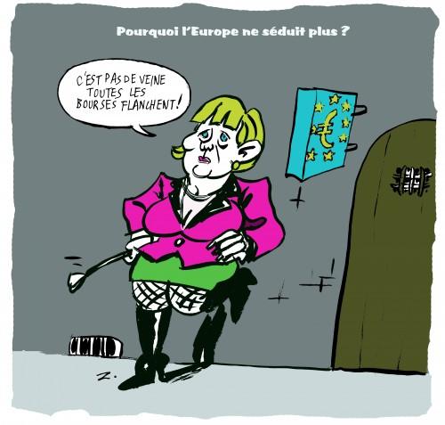 fanzine,zebra,caricatures,zombi,prince charles,angela merkel,europe,dsk,dominique strauss-kahn