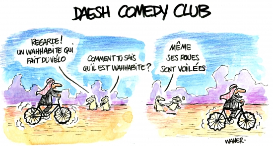 webzine,bd,zébra,gratuit,fanzine,bande-dessinée,caricature,daesh,comedy club,wahabite,waner,dessin,presse,satirique,editorial cartoon