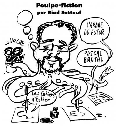 webzine,bd,gratuit,zébra,fanzine,bande-dessinée,revue de presse,actualité,caricature,riad sattouf