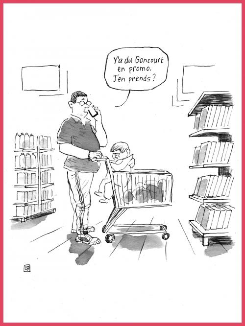 webzine,bd,gratuit,zébra,fanzine,bande-dessinée,caricature,prix,goncourt,dessin,presse,satirique,editorial cartoon