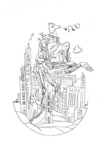 fanzine,zébra,bd,bande-dessinée,revue de presse,grand papier,24h BD,belge,pierre-henry gomont,johnny cash,there ain't no grave,wilhelm bush,max et moritz,du9,charente libre,festival d'angouleme,fnac,bastien vivès,télérama,lausanne,prix,vincent duperray