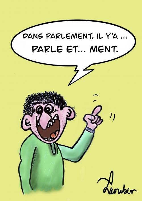 webzine,zébra,gratuit,fanzine,bande-dessinée,caricature,laouber,parlement,député,dessin,presse,satirique