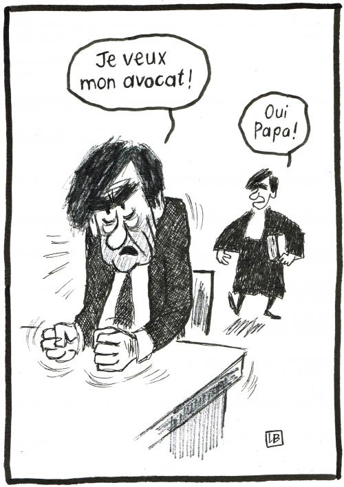 webzine,bd,zébra,gratuit,fanzine,bande-dessinée,caricature,françois fillon,présidentielle,2017,avocat,dessin,presse,editorial cartoon,énigmatique lb