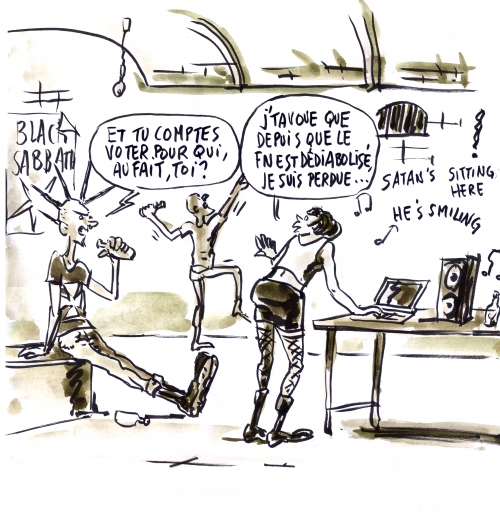 webzine,bd,zébra,gratuit,fanzine,bande-dessinée,caricature,websérie,élection,présidentielle,2017,voter con,dessin,presse,satirique,zombi