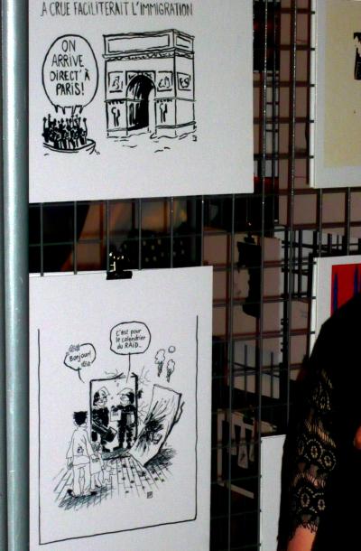 webzine,zébra,gratuit,bd,fanzine,bande-dessinée,caricature,trophée,presse-citron,école estienne,énigmatique lb,dessin,presse,editorial cartoon,bnf,interview,forcadell,charlie-hebdo,choron,cavanna,hara-kiri
