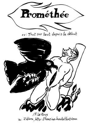 fanzinz,bd,gratuit,zébra,employé du moi,8 pages comics,belge,prométhée