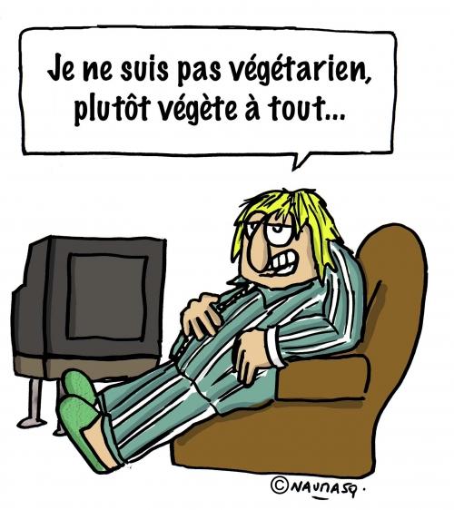 webzine,bd,zébra,fanzine,gratuit,bande-dessinée,naumasq,gag,humour,régime,végétatif,dessin