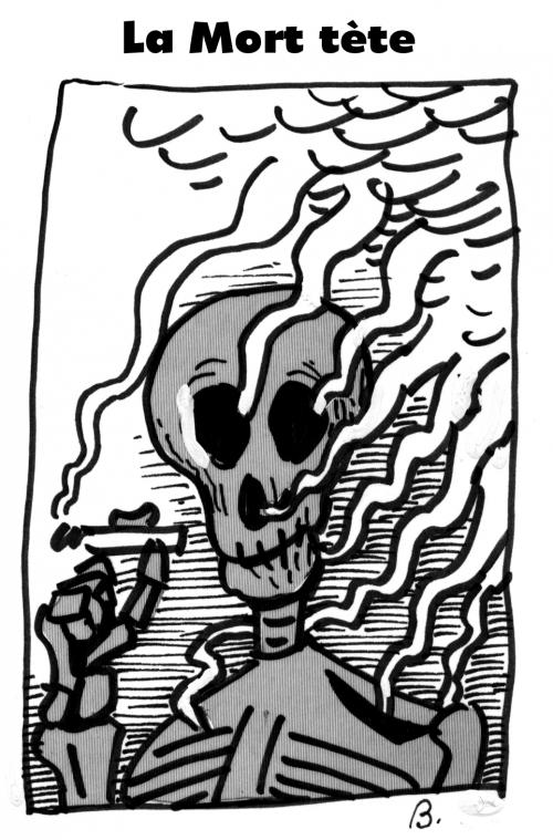 webzine,bd,gratuit,zébra,bande-dessinée,fanzine,burlingue,dessin,mort,cigarette,satirique,presse