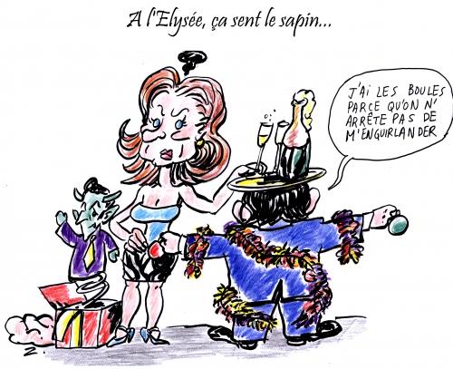 webzine,bd,zébra,gratuit,fanzine,bande-dessinée,caricature,élysée,caricature,valérie trierweiler,sapin,hollande,satirique,zombi
