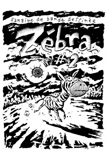 fanzine,zébra,olivier josso,bande-dessinée,bd