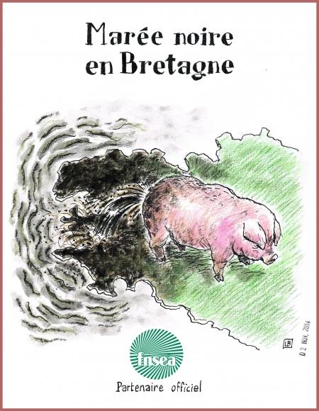 webzine,gratuit,zébra,fanzine,bd,bande-dessinée,satirique,caricature,bretagne,porc,pollution,cochon,fnsea,marée noire