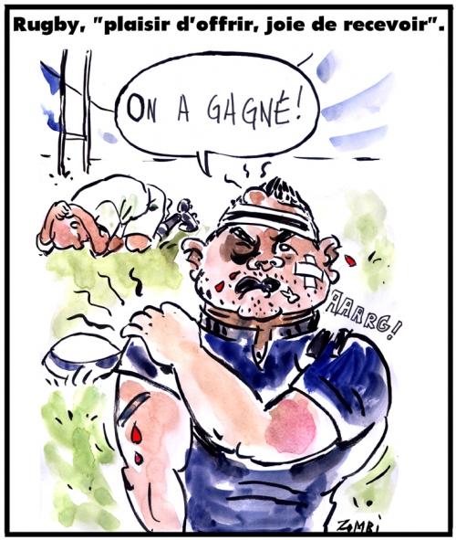 webzine,bd,zébra,gratuit,fanzine,bande-dessinée,caricature,guilhem guirado,rugby,républicain,6 nations,tournoi,bleus,dessin,presse,satirique,editorial cartoon,zombi