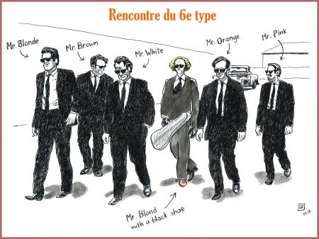 webzine,bd,fanzine,gratuit,zébra,bande-dessinée,parodie,cinéma,onze hommes à minuit,reservoir dogs,remake