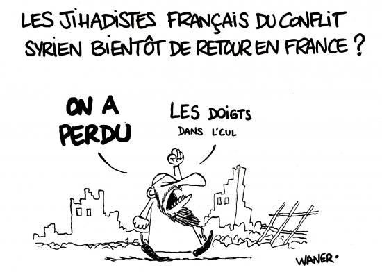 webzine,bd,zébra,fanzine,gratuit,bande-dessinée,caricature,djihadiste,retour,waner,dessin,presse,satirique