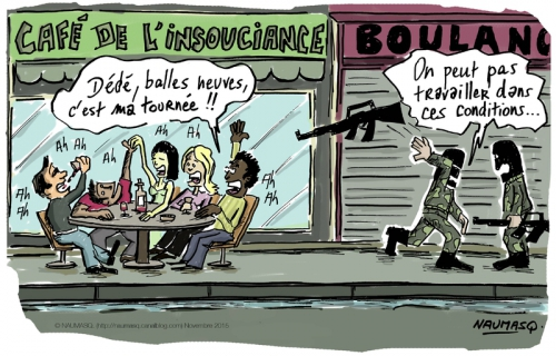 webzine,bd,gratuit,zébra,fanzine,bande-dessinée,caricature,attentats,paris,dessin,presse,satirique,editorial cartoon