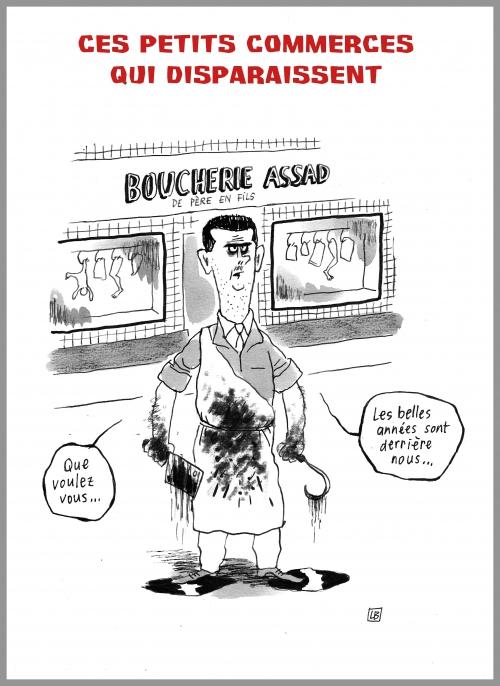 webzine,zébra,bd,fanzine,bande-dessinée,gratuit,caricature,bachar el assad,boucherie,dessin,presse,editorial cartoon,satirique