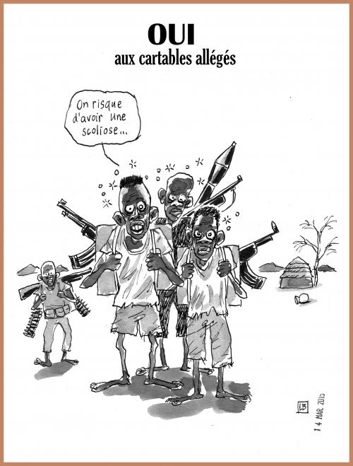 webzine,zébra,gratuit,bd,fanzine,hebdomadaire,bande-dessinée,caricature,enfants-soldats,cartables,dessin,presse,editorial cartoon,satirique,lb