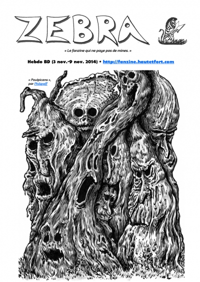 webzine,bd,gratuit,fanzine,zébra,bande-dessinée,revue de presse,actualité,hebdomadaire,issuu.com,pdf,lien hypertexte