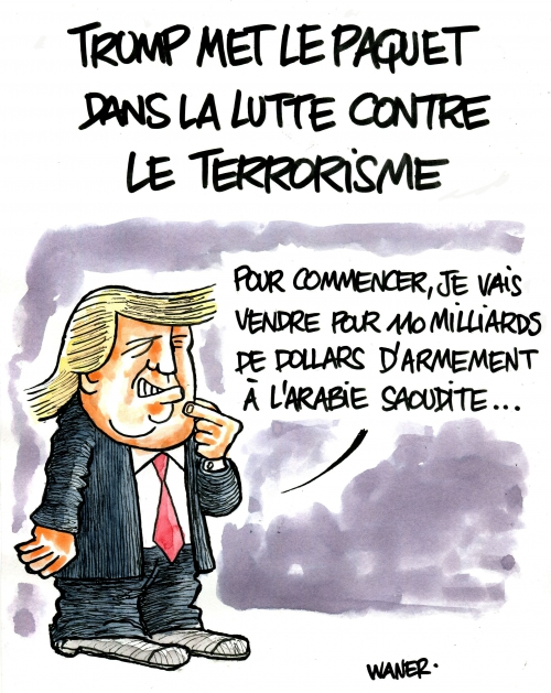 webzine,bd,zébra,gratuit,fanzine,bande-dessinée,caricature,donald trump,armement,capitalisme,dessin,presse,satirique,editorial cartoon,waner,georges brassens,originaux