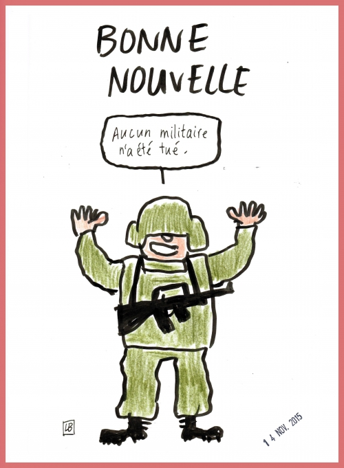 webzine,bd,zébra,gratuit,fanzine,bande-dessinée,caricature,armée,police,attentat,bonne nouvelle,dessin,presse,satirique,editorial cartoon