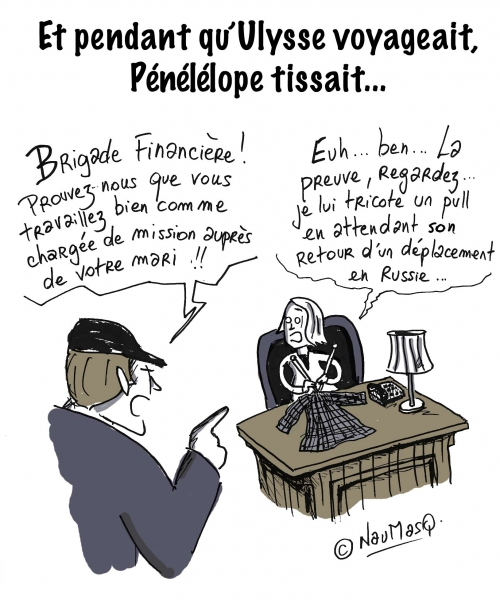 webzine,bd,zébra,gratuit,fanzine,bande-dessinée,caricature,pénélope fillon,naumasq