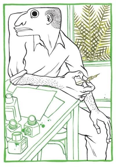 webzine,bd,zébra,fanzine,gratuit,bande-dessinée,actualité,dessin,presse,satirique,revue,hebdomadaire,décembre,2018,nicolas presl,expo,maxime d.,sobd,hiéroglyphe,hydrie,orientalisme
