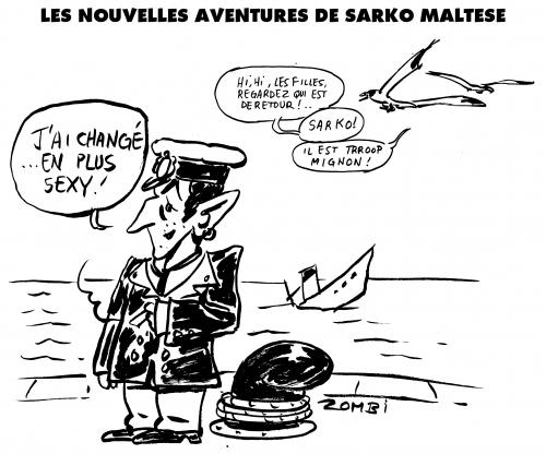 webzine,zébra,bd,gratuit,fanzine,bande-dessinée,satirique,caricature,sarkozy,corto maltese,retour,come back,carla bruni
