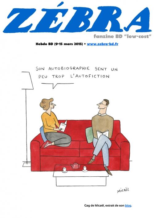 webzine,bd,gratuit,fanzine,zébra,bande-dessinée,revue de presse,actualité,hebdomadaire,couverture,micael queiroz,issuu.com,pdf,lb,lien hypertexte