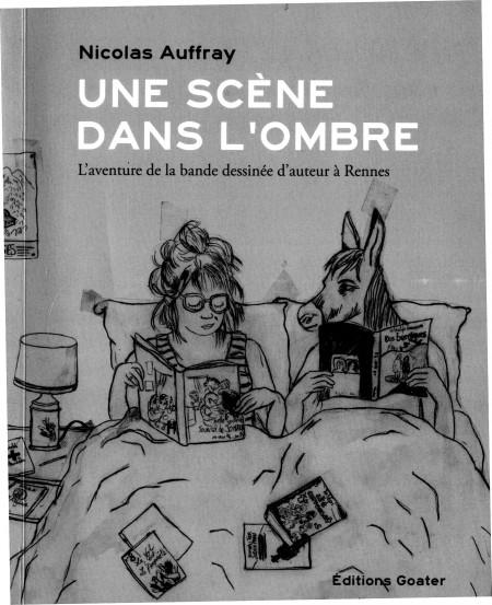 fanzine,bd,zébra,kritik,bande-dessinée,nicolas auffray,afp,rennes,chez jérôme comix,alphagraph,olivier josso,laure del pino