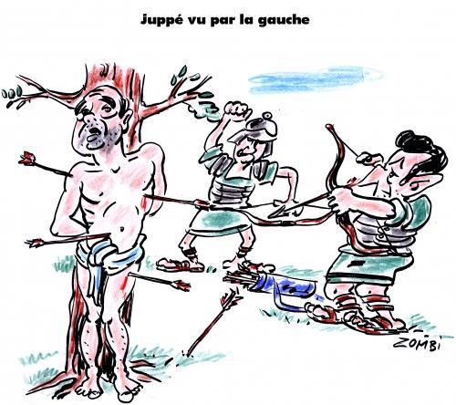 webzine,bd,zébra,gratuit,hebdo,bande-dessinée,fanzine,satirique,caricature,alain juppé,nicolas sarkozy,martyr,saint sébastien,dessin,presse,editorial cartoon,zombi