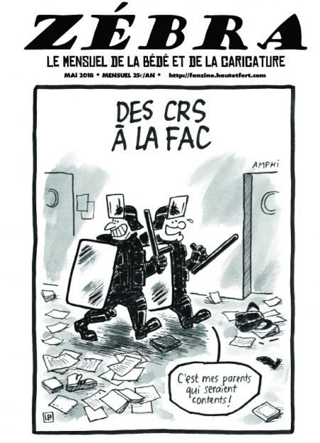 webzine,bd,gratuit,zébra,fanzine,bande-dessinée,pdf,mensuel,caricature,énigmatique lb,bobika,zombi,adéka,2018,dessin,presse,satirique