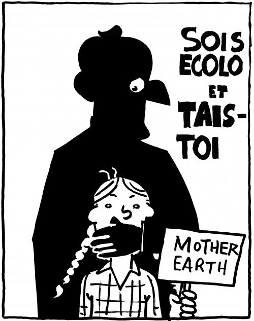 webzine,bd,zébra,gratuit,fanzine,bande-dessinée,caricature,emmanuel macron,greta thunberg,écologie,censure,dessin,presse,satirique,editorial cartoon,zombi