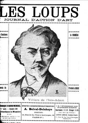 conte,villiers de l'isle-adam,bd,fanzine,zébra