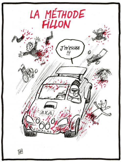 webzine,bd,zébra,fanzine,gratuit,bande-dessinée,caricature,françois fillon,2017,présidentielle,excuses,dessin,presse,satirique,editorial cartoon,lb