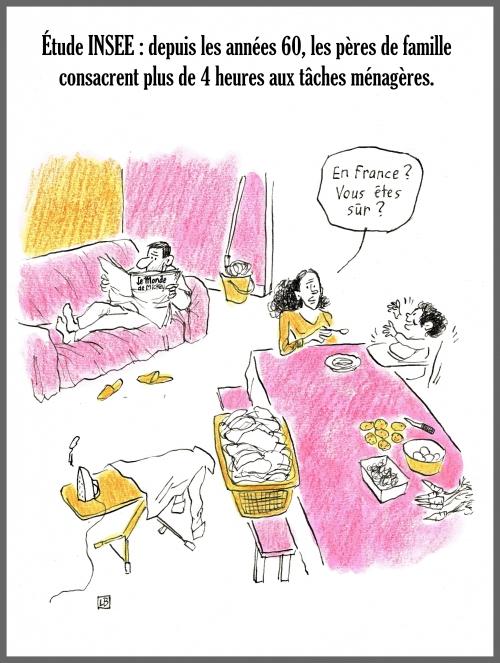 webzine,bd,zébra,fanzine,gratuit,bande-dessinée,caricature,tache ménagère,égalité,dessin,presse,editorial cartoon,satirique