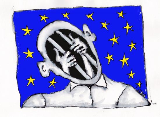 webzine,bd,zébra,gratuit,fanzine,bande-dessinée,caricature,europe,prison,esprit,dessin,presse,satirique,editorial cartoon,krokus
